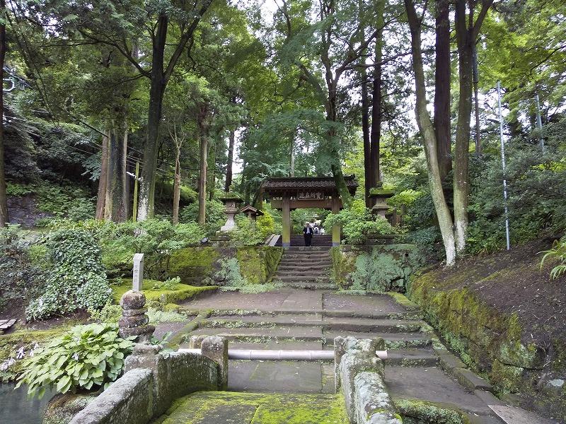 鎌倉五山・浄智寺