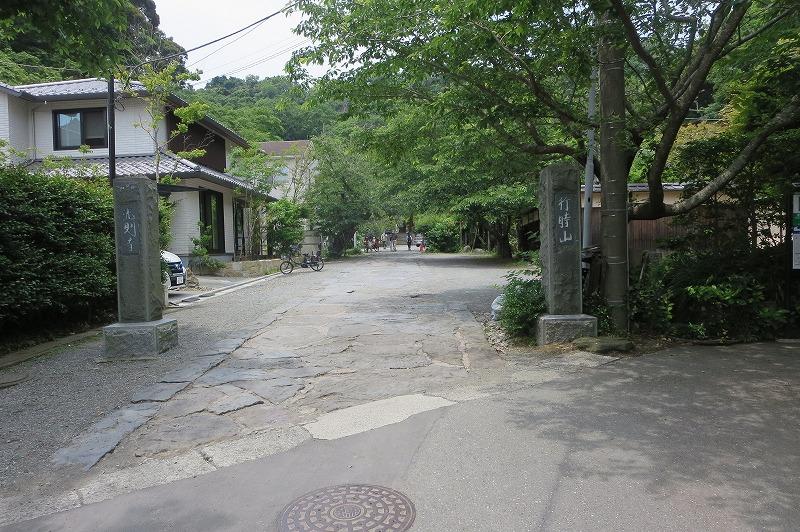光則寺入口