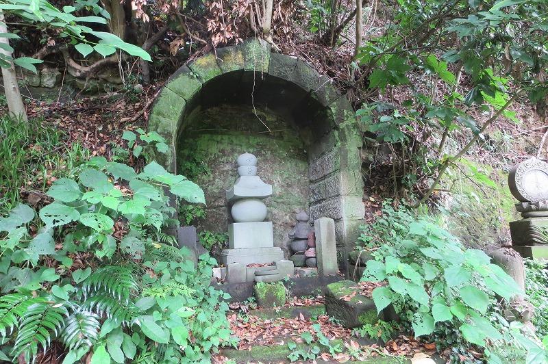宿屋光則の墓