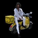 バイクドライバー